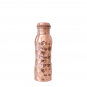 Kleine Wasserflasche aus Kupfer »Diamant«. Bild 3