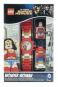 LEGO Wonder Woman Kinder-Armbanduhr mit Minifigur. Bild 3
