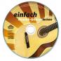 Voggenreiter Gitarren-Einsteiger-Set. Schwarze Akustik-Gitarre. Bild 3