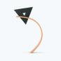 Balancespiel »Kreisel«. Bild 4