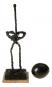 Bronzefigur »Vogel Strauß«, Hommage an Salvador Dali. Bild 4