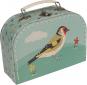 Dreiteiliges Kofferset Gartenvögel Bild 4