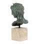 Kopf des Epheben von Marathon. Griechischer Hellenismus. Bild 4