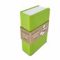 Lunchbox »Buch«, neongrün. Bild 4