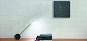 Schwarze Schreibtischlampe aus Holz «Oktagon«. Bild 4