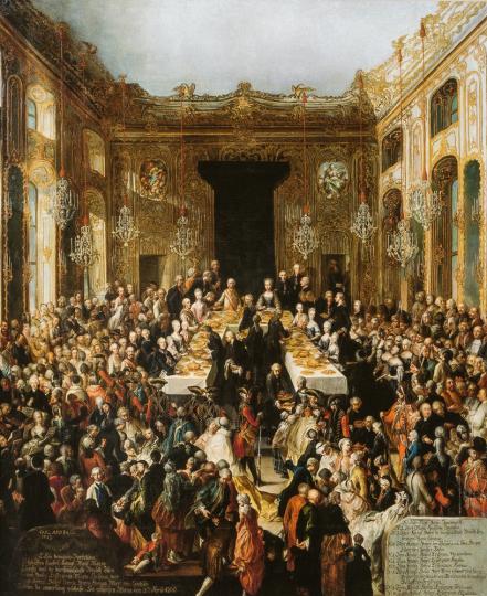 Wien Feiern