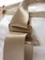 Segeltuch-Rucksacktasche »Ketsch Mini«, weiß/grau. Bild 5