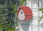 Meisenresidenz, rot. Bild 6