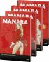 Milo Manara. Erotik Comics. Sonderausgabe. 4 Bände. Bild 6