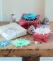 Schneeflocken selber gestalten. 15 Inspirationen für wundervolle Papier-Schneeflocken. Bild 7