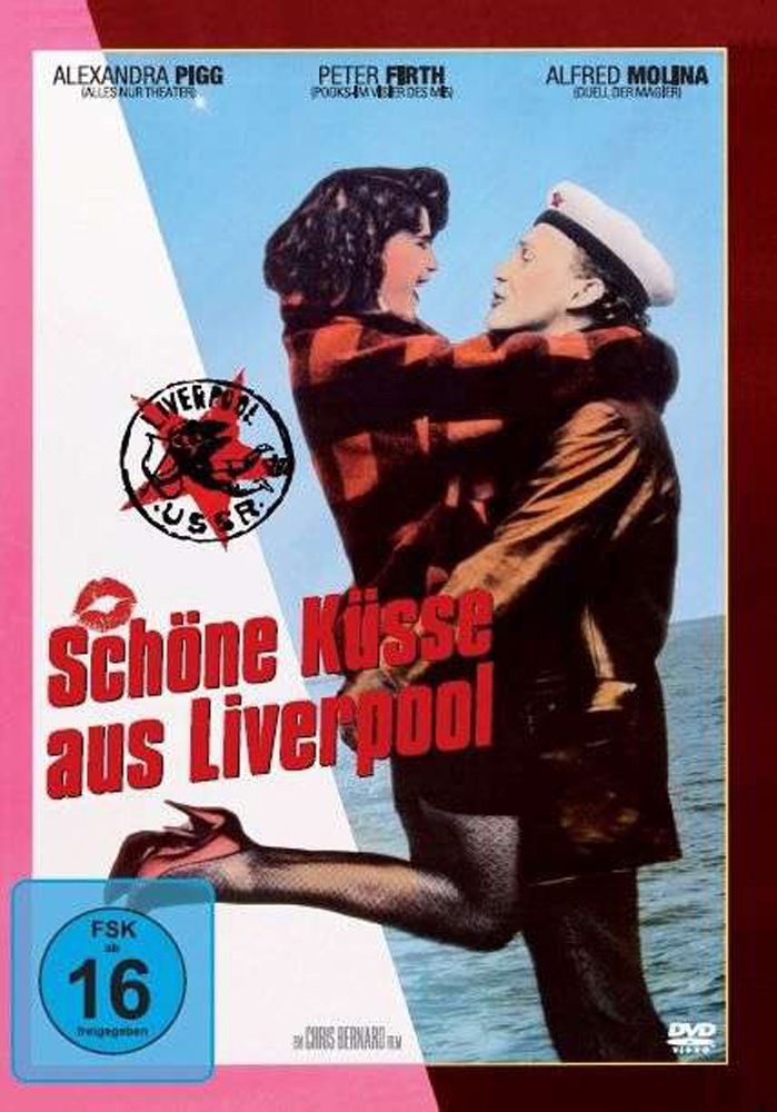 Schöne Küsse aus Liverpool. DVD. | Jetzt im Merkheft Shop